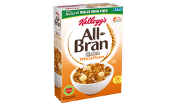 Kellogg's All Bran Complete Wheat Flakes Picture