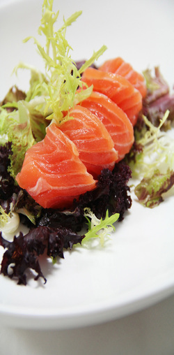 Stress Relief Food - Salmon