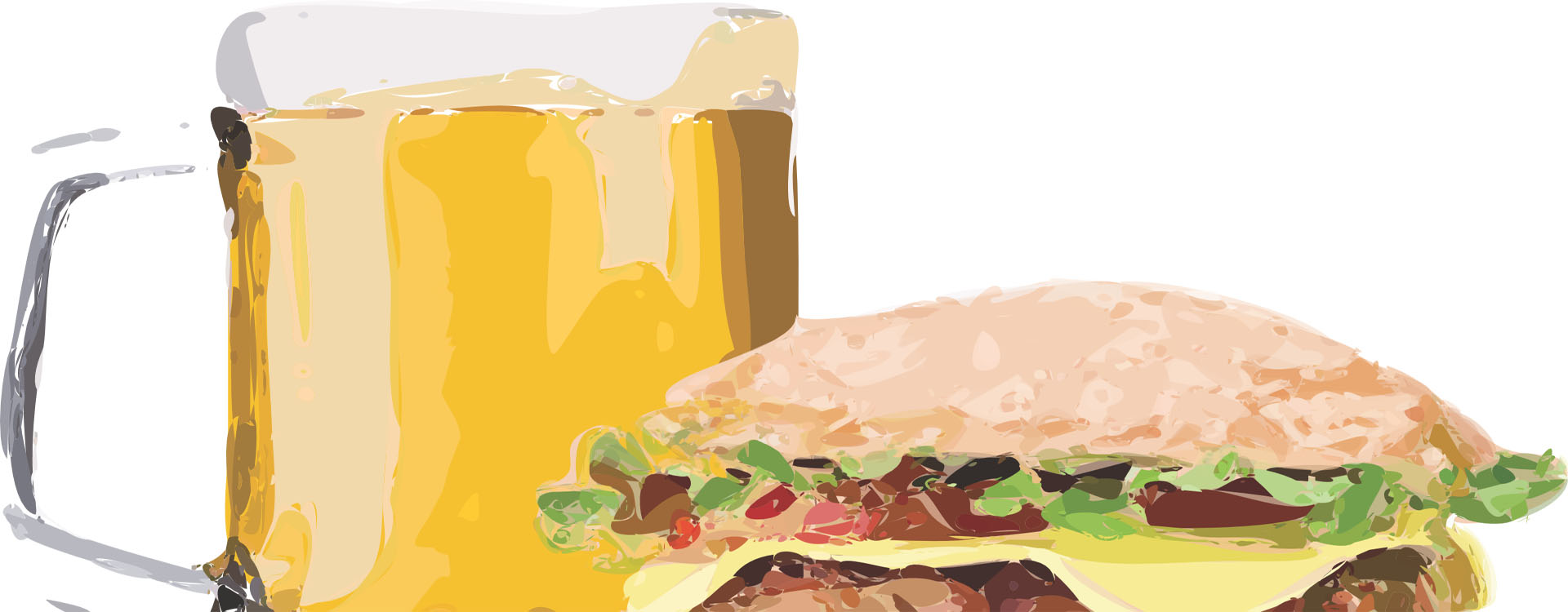 Gout - Beer & Meat Banner Picture