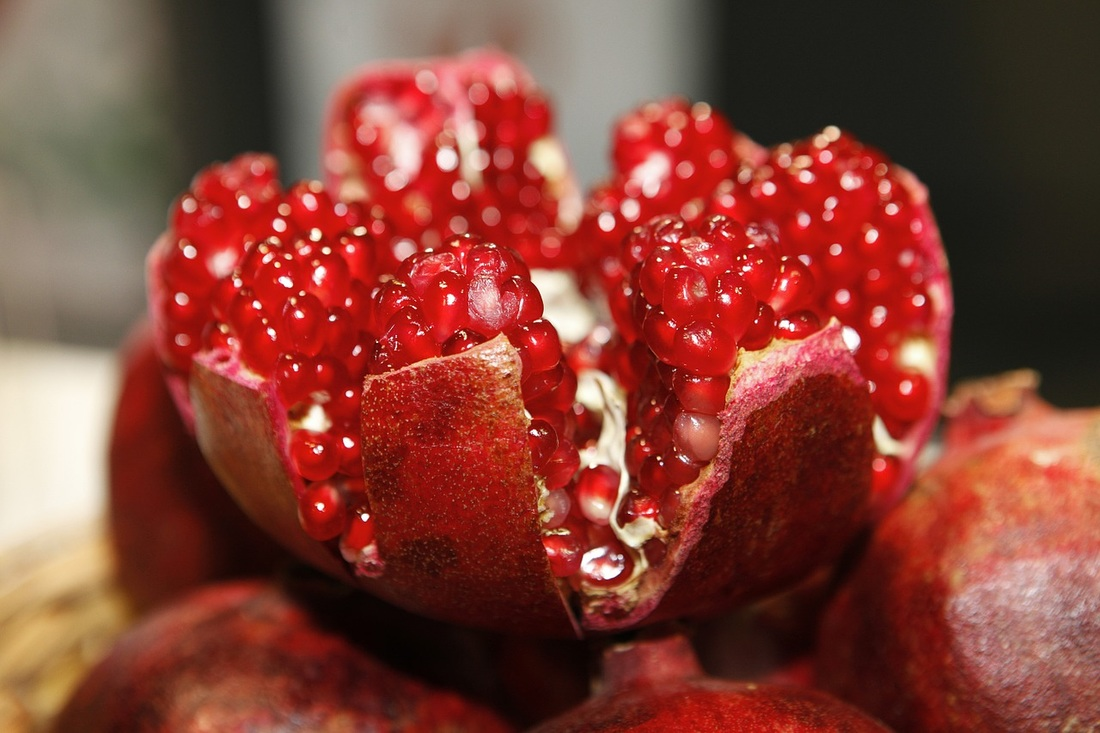 Antioxidant Pomegranate Image