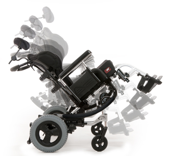 Reclining Wheelchair Picture
