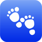 GPS Location Tracker App Icon