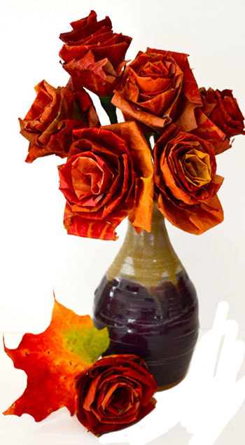 Autumn Decorative Bouquets Picture