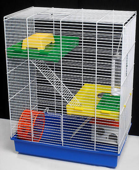 Hamster Cage Picture