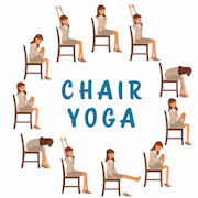 Chair Yoga App Icon Picture