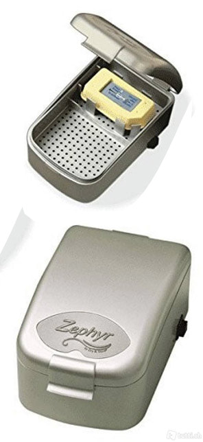 Zephyr Electric Hearing Aid Dryer Picture