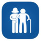 Elderly Care App Icon Picture