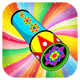 Kaleidoscope Doodle Pad App Icon Picture