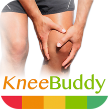 Knee Buddy App Icon Picture