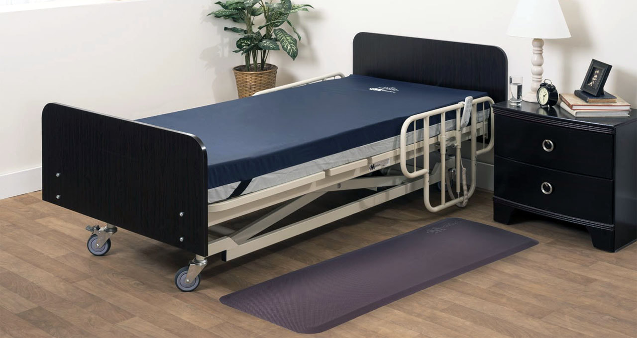 Bedside Fall Safety Mat Picture