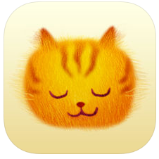 Petting Cat Oronyain App Icon Picture