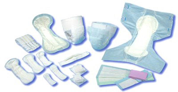 Incontinence Pads & Boosters Banner Picture