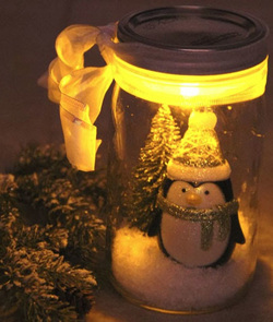 DIY Snowglobes Picture