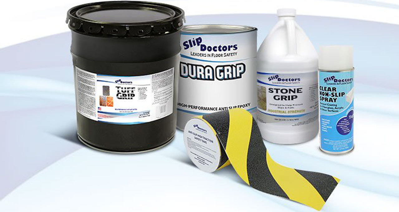 Slip Doctors Non-skid Surface Applications Picture