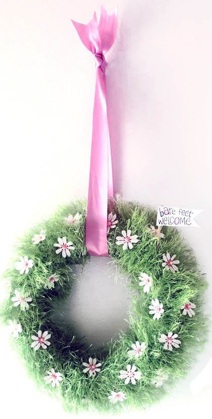Spring Wreath Picture